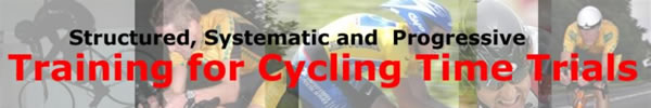 Training for Cycling Time Trials